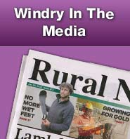 WINDRY in the media